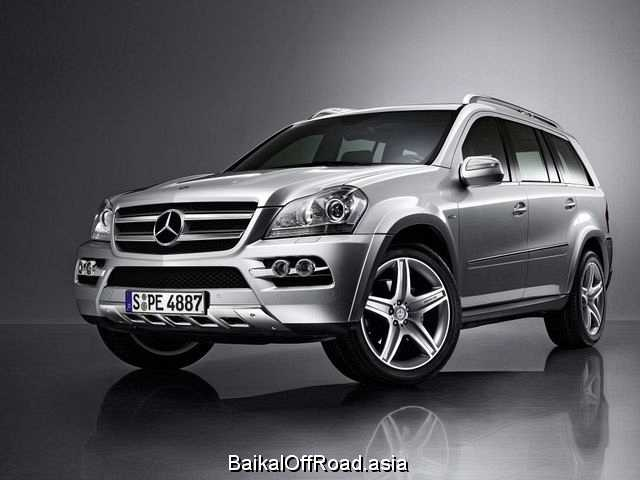 Mercedes-Benz GL-Class (facelift) GL 500 4MATIC (388Hp) (Автомат)