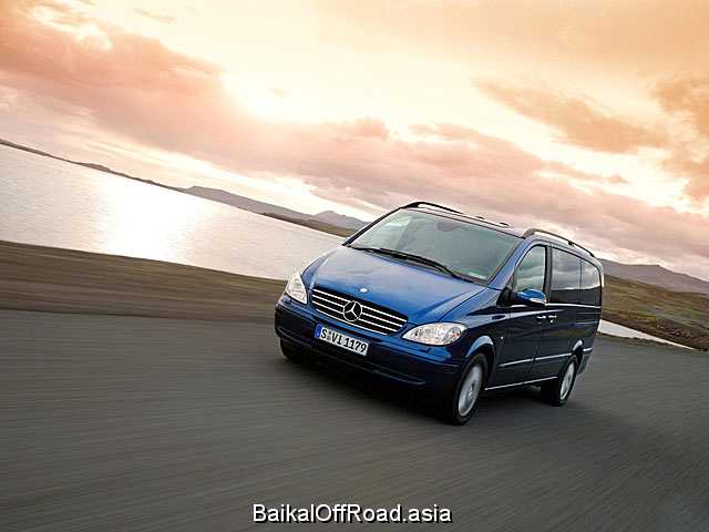 Mercedes-Benz Viano 2.2 CDI kompakt (150Hp) (Автомат)