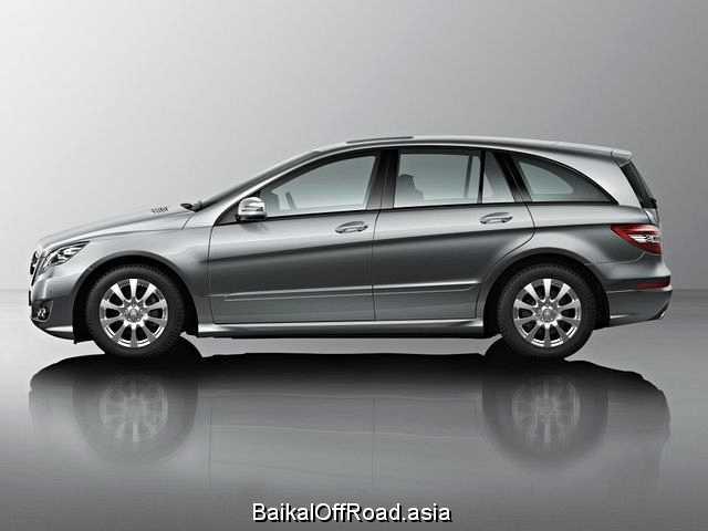 Mercedes-Benz R-Class Long (facelift) R 300 Long (231Hp) (Автомат)