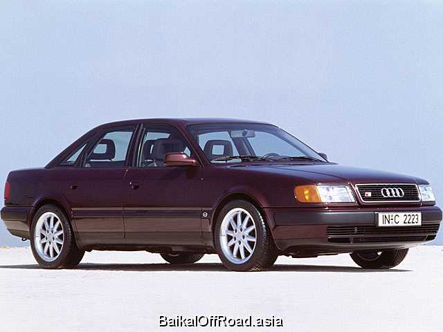 Audi S4 4.2 S4 V8 quattro (280Hp) (Механика)