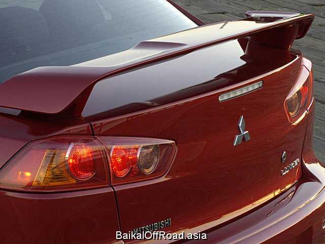 Mitsubishi Lancer 2.4 (168Hp) (Механика)