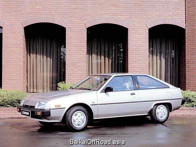 Mitsubishi Cordia 1.6 GSL (75Hp) (Автомат)