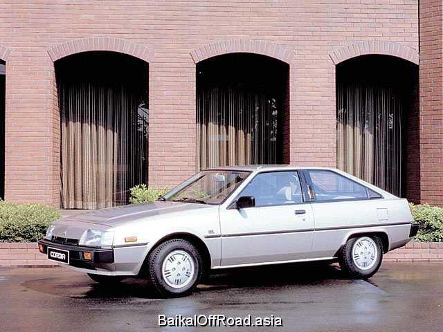 Mitsubishi Cordia 1.6 Turbo (116Hp) (Механика)