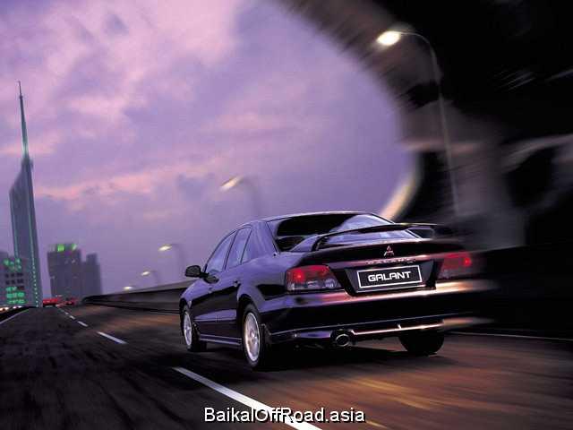 Mitsubishi Galant 2.4 GDi (145Hp) (Механика)