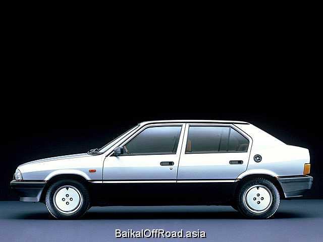Alfa Romeo 33 1.7 i.e. (105Hp) (Механика)