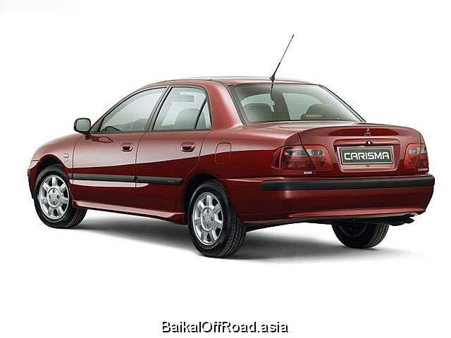 Mitsubishi Carisma 1.6 i 16V (103Hp) (Механика)