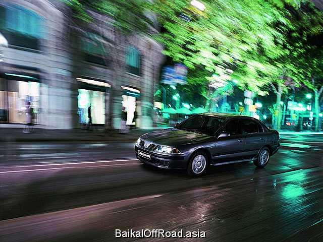 Mitsubishi Carisma Hatchback 1.8 16V (116Hp) (Механика)