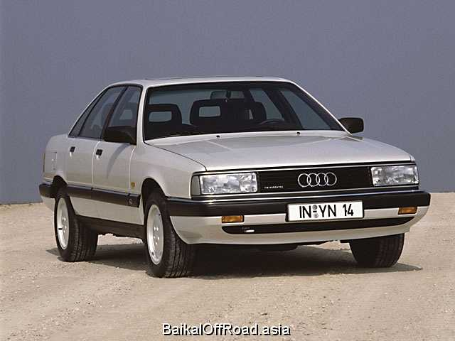 Audi 200 Avant 2.1 Turbo quattro (182Hp) (Механика)