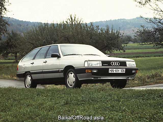 Audi 200 Avant 2.2 Turbo quattro (165Hp) (Механика)