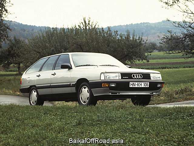 Audi 200 Avant 2.2 Turbo quattro (200Hp) (Механика)