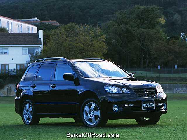 Mitsubishi Outlander 2.0 i 16V 4WD (136Hp) (Механика)