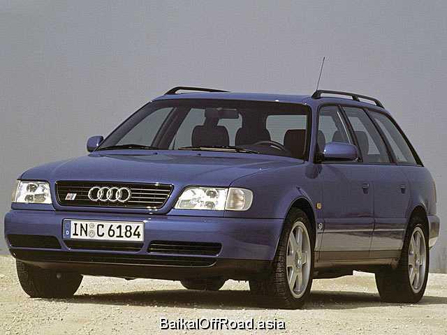 Audi S6 Avant 4.2 i V8 32V (290Hp) (Автомат)