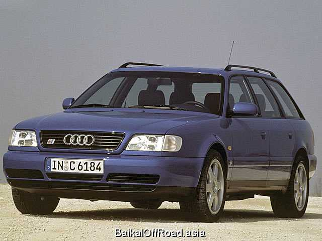 Audi S6 2.2 i 20V Turbo (230Hp) (Механика)