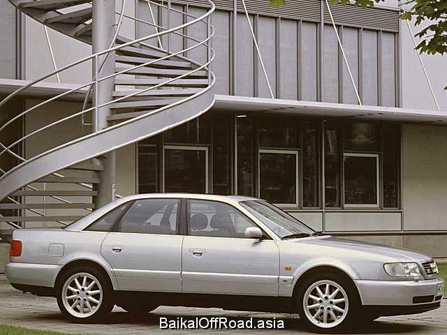 Audi S6 4.2 i V8 32V (290Hp) (Механика)