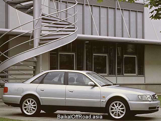 Audi A6 1.8 20V (125Hp) (Механика)