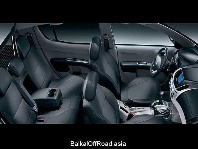 Mitsubishi L200 (facelift) 2.5D (136Hp) (Механика)