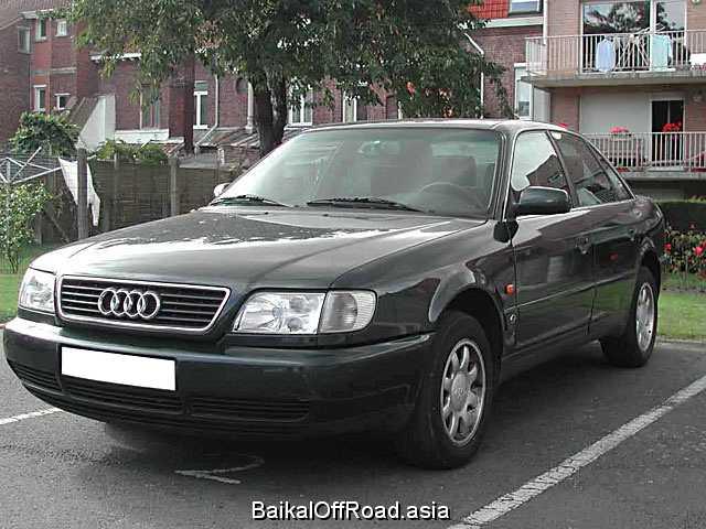 Audi A6 2.5 TDI quattro (140Hp) (Механика)