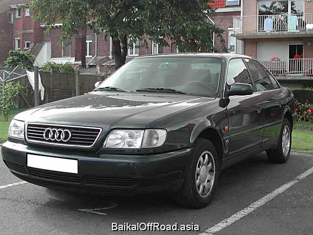 Audi A6 2.6 V6 quattro (150Hp) (Механика)