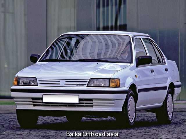 Nissan Sunny 1.6 i 12V (90Hp) (Автомат)
