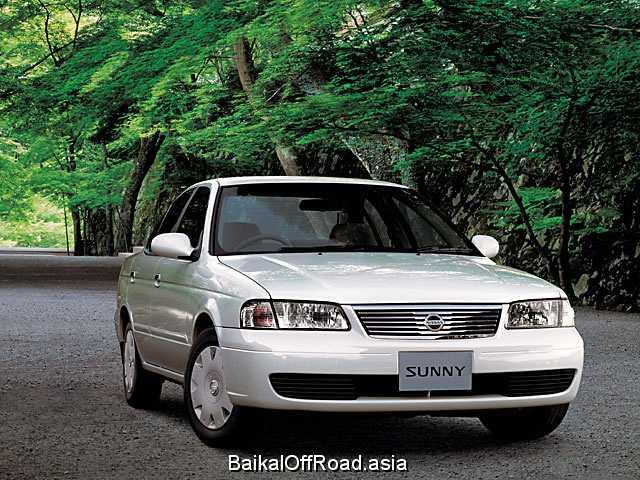 Nissan Almera Hatchback 1.4 (87Hp) (Механика)