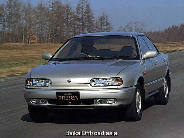 Nissan Presea 1.5 16V (94Hp) (Автомат)