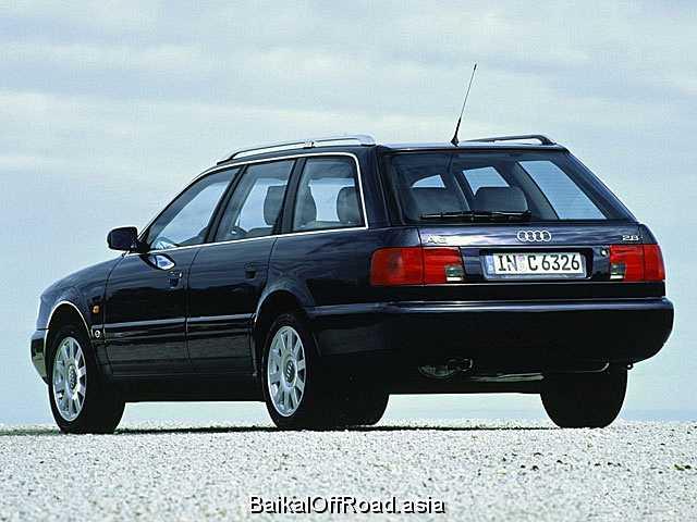 Audi A6 Avant 2.0 16V quattro (140Hp) (Механика)