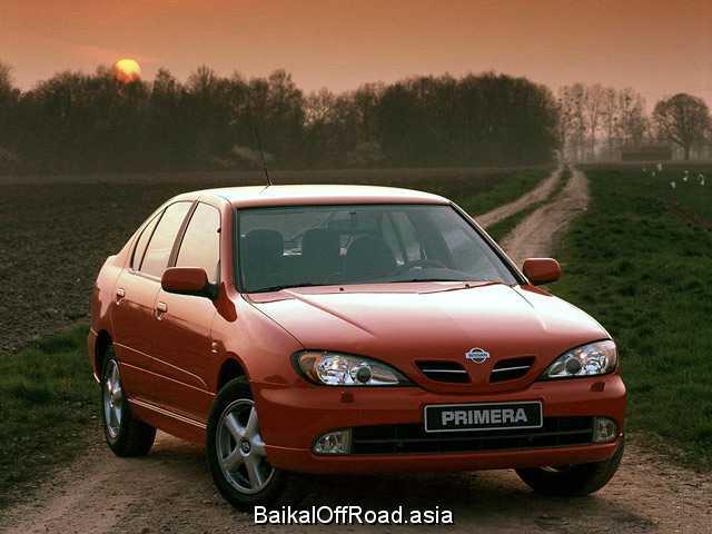Nissan Primera 2.0 16V (140Hp) (Механика)