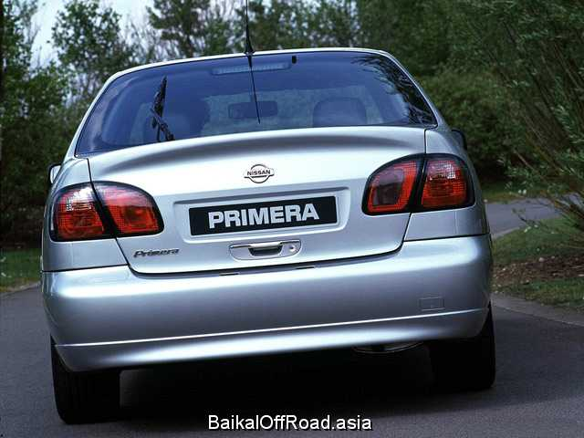 Nissan Primera Liftback 2.0 16V (130Hp) (Автомат)