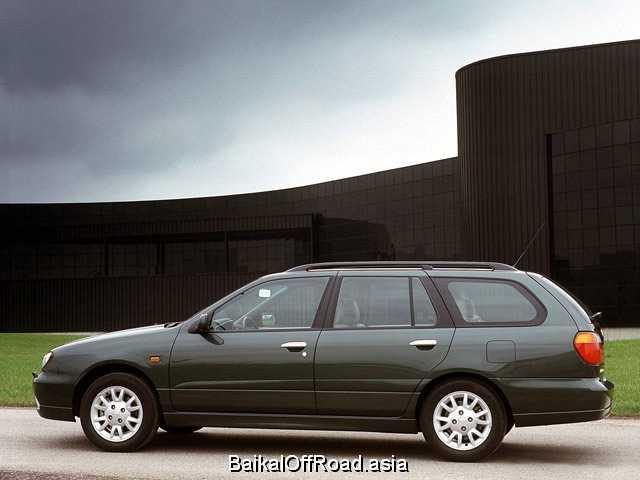 Nissan Primera Traveller 2.0 16V (140Hp) (Механика)