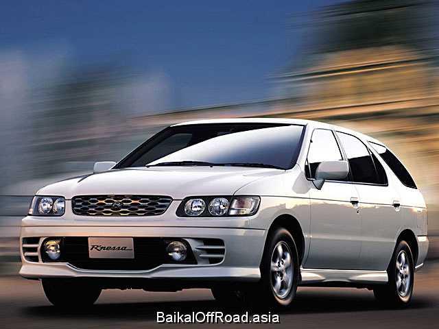 Nissan R Nessa 2.0 T GT Turbo 4WD (200Hp) (Автомат)