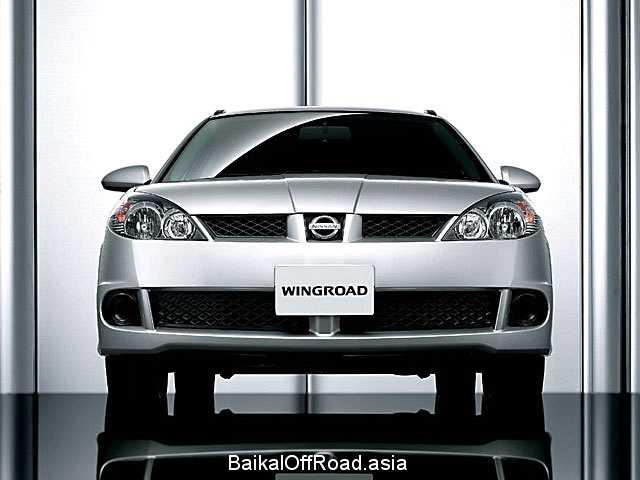 Nissan Wingroad 2.0 i 16V (150Hp) (Автомат)