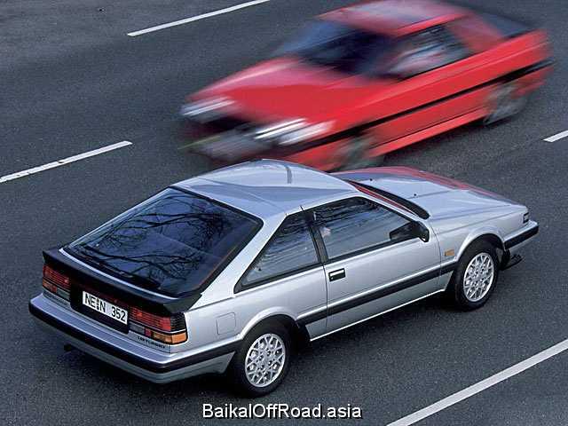 Nissan Silvia 1.8 (131Hp) (Механика)