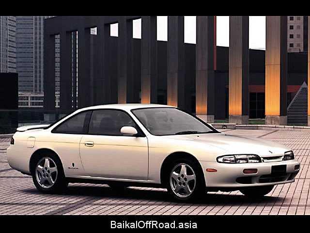 Nissan Silvia 2.0 i 16V Turbo (200Hp) (Автомат)