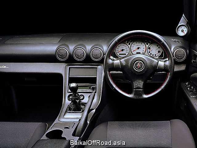 Nissan Silvia 2.0 i 16V T (250Hp) (Механика)