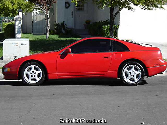 Nissan 300ZX 3.0 Twin Turbo (283Hp) (Механика)