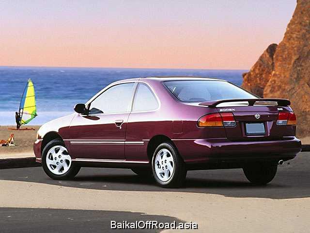 Nissan 200SX 2.0 i 16V Turbo (200Hp) (Автомат)