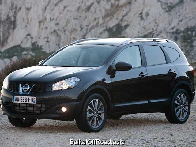 Nissan Qashqai+2 2.0 4WD (141Hp) (Вариатор)