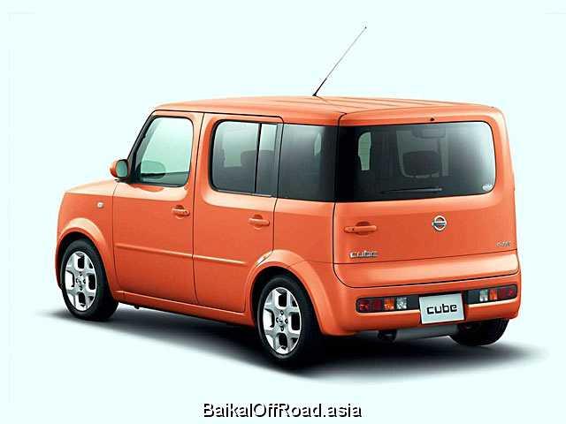 Nissan Liberty 2.0 i 16V (140Hp) (Вариатор)