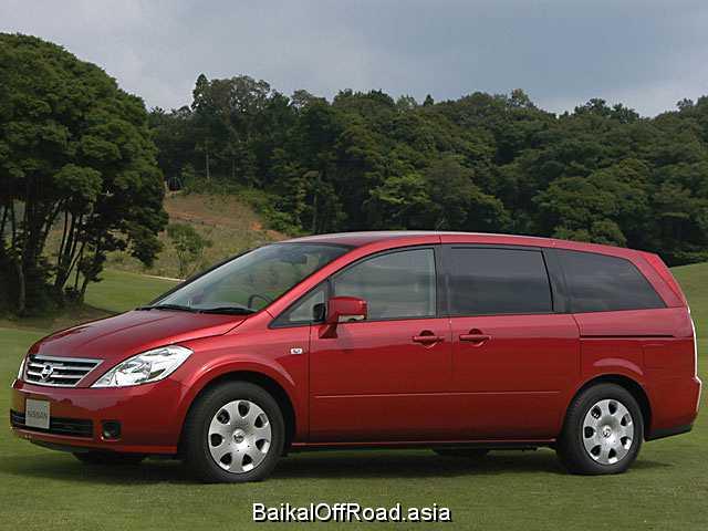 Nissan Presage 3.5 (163Hp) (Автомат)