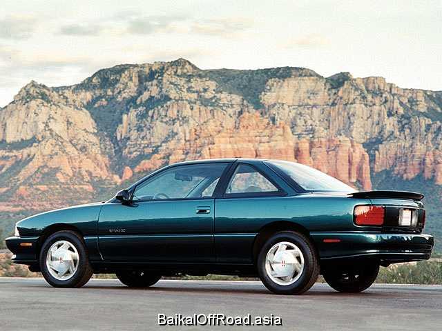 Oldsmobile Achieva Coupe 2.3 i (117Hp) (Автомат)