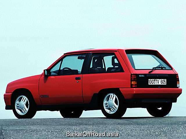 Opel Corsa 1.0 i 12V (54Hp) (Механика)