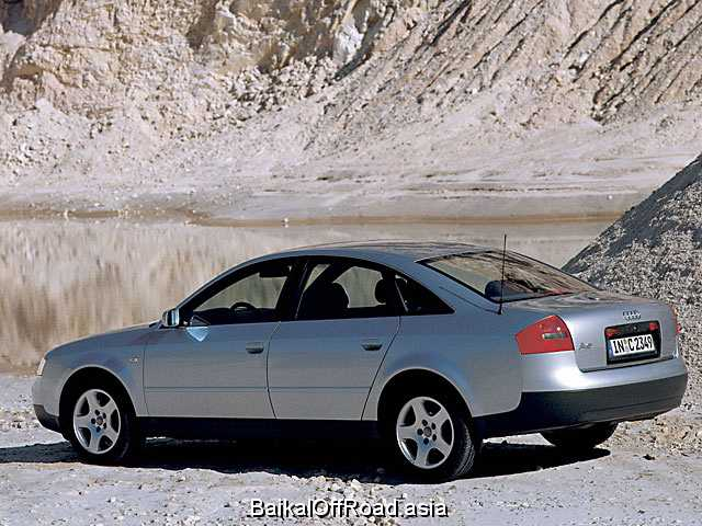 Audi A6 2.5 TDI quattro (180Hp) (Механика)