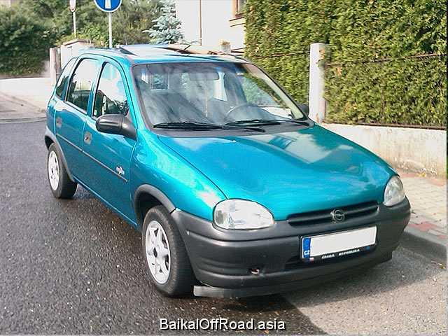 Opel Corsa Kasten 1.4 i (60Hp) (Механика)