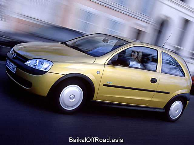 Opel Corsa 1.3 CDTI (70Hp) (Автомат)