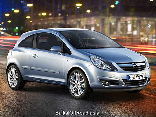 Opel Corsa 1.3 CDTI (75Hp) (Механика)