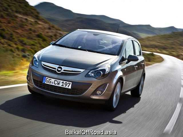 Opel Corsa (facelift) 1.0 (65Hp) (Механика)