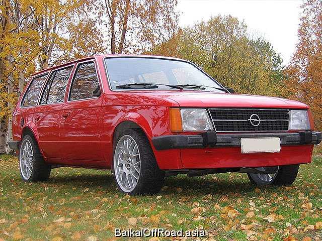 Opel Kadett 1.2 (53Hp) (Механика)