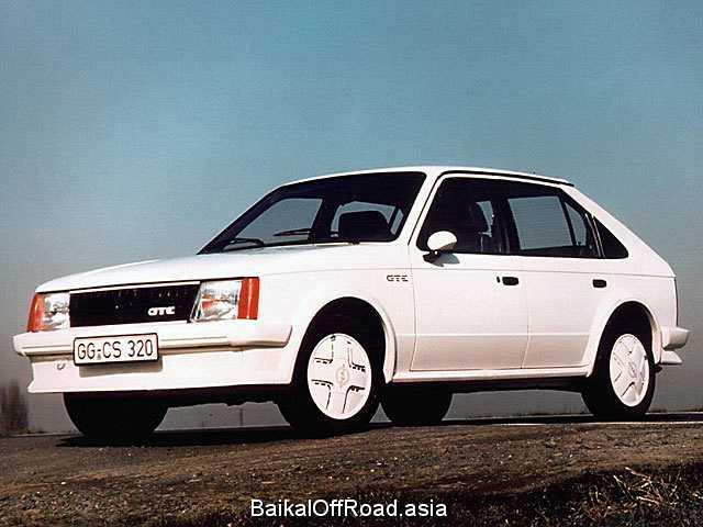 Opel Kadett 1.3 S (75Hp) (Механика)