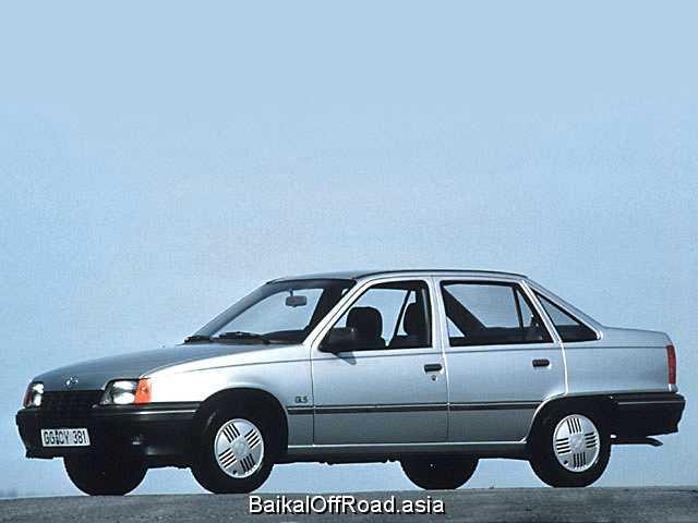 Opel Kadett 1.6 D (54Hp) (Механика)