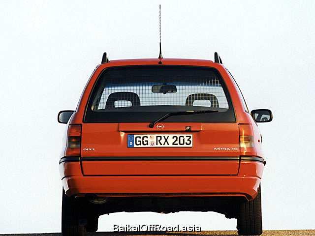 Opel Astra Caravan 1.7 TDS (82Hp) (Механика)